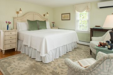 The Cotuit Room at The Inn at Yarmouth Port