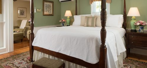 The Wellfleet Room at The Inn at Yarmouth Port