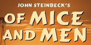 Of Mice and Men sign