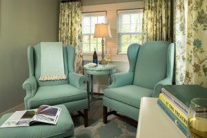 Chatham Room Sitting Area