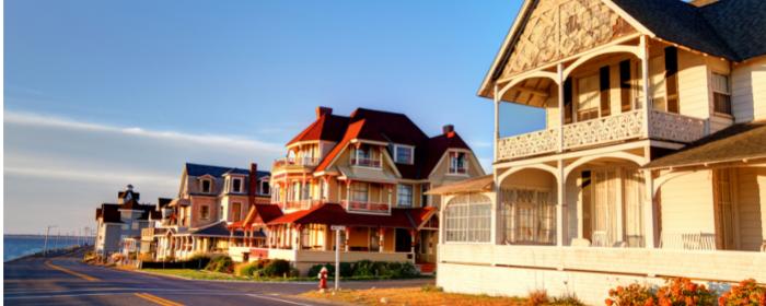 Martha's Vineyard Gingerbread Cottages
